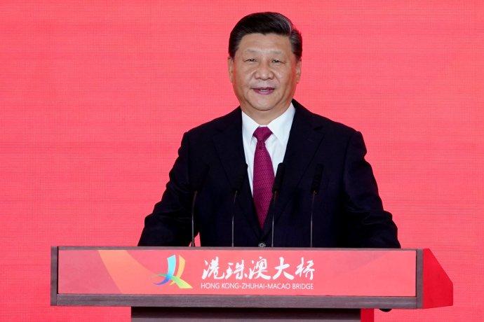 Autoritářský režim může podle George Sorose čínskou ekonomiku nakonec poškodit. Foto: Aly Song, Reuters
