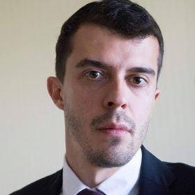 Roman Dobrochotov, zakladatel investigativní ho webu The Insider. Foto: Dobrochotovův archiv.