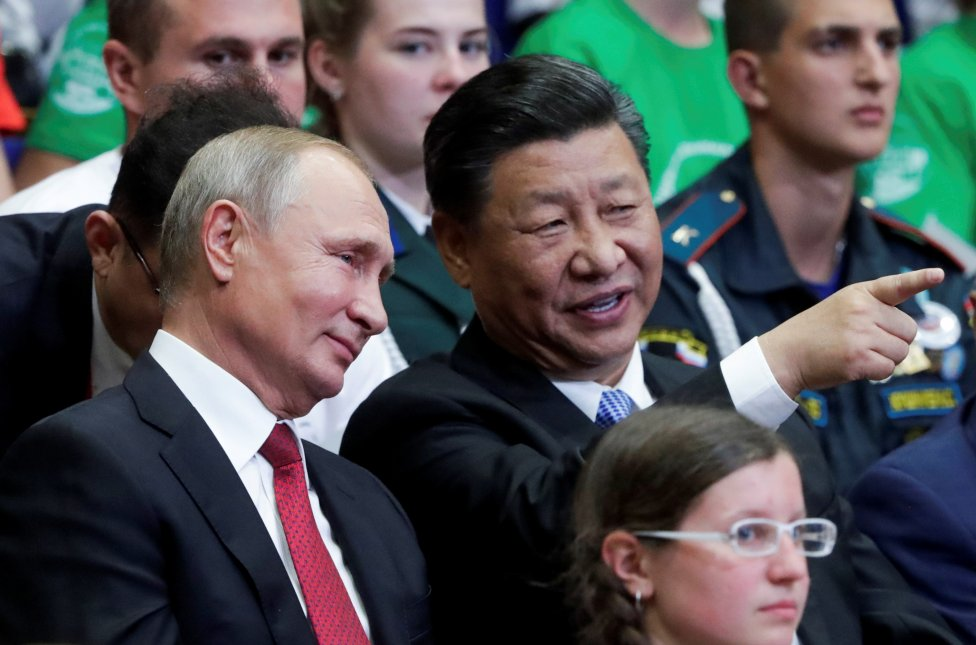 Foto:Michail Metzel, TASS via Reuters