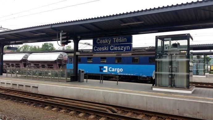 Nákladní železniční společnost ČD Cargo se loni kvůli pandemii koronaviru propadla do ztráty. FOTO: Petr Kučera