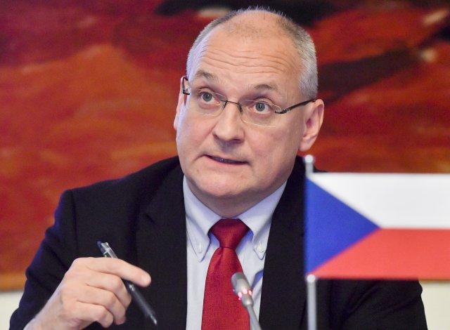 Zvláštní velvyslanec ČR pro otázky energetické bezpečnosti Václav Bartuška. Foto:ČTK
