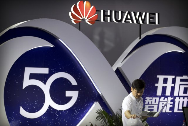 Huawei, G5. Foto: ČTK