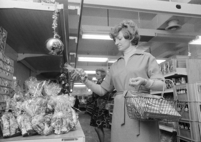 Zůstaňte v klidu, na Vánoce možná budou i mandarinky. Foto: ČTK