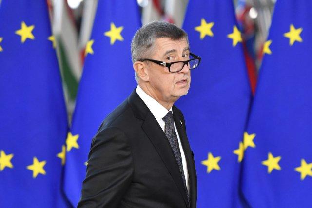 Premiér Andrej Babiš Foto:AP/ČTK