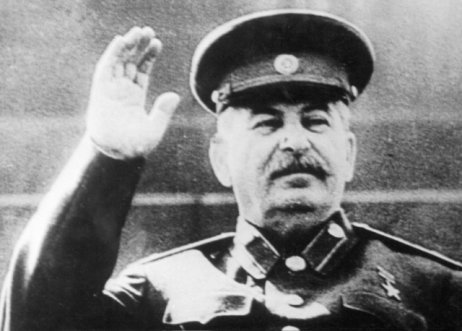 J. V. Stalin. Reprofoto:DeníkN