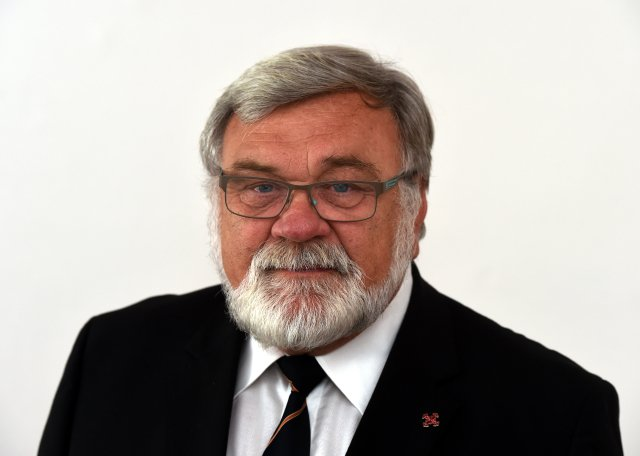 Senátor za okres Ústí nad Labem Jaroslav Doubrava. Foto: ČTK