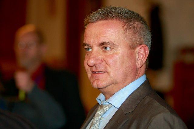 Vedoucí Kanceláře prezidenta republiky Vratislav Mynář. Foto:ČTK