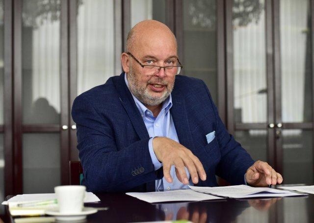 Ministr zemědělství Miroslav Toman (ČSSD). Foto: ČTK
