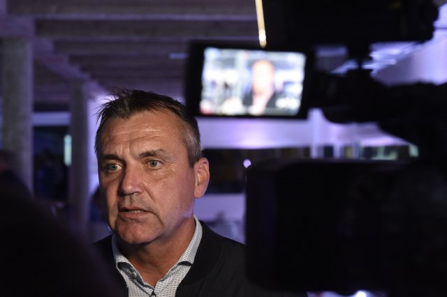 Někdejší brněnský primátor amístopředseda ANO Petr Vokřál. Foto:ČTK