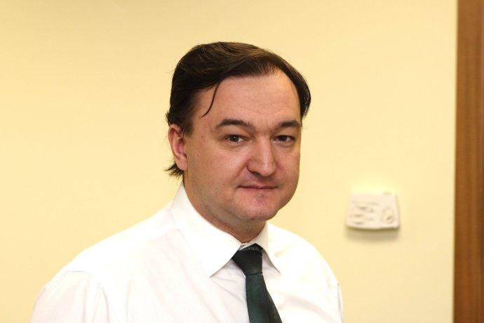 Sergej Magnitskij. Foto:Voice of America