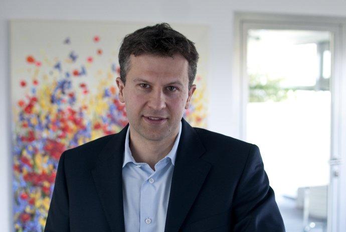 Spolumajitel investiční skupiny Hartenberg Holding Jozef Janov. Zdroj: Jozef Janov