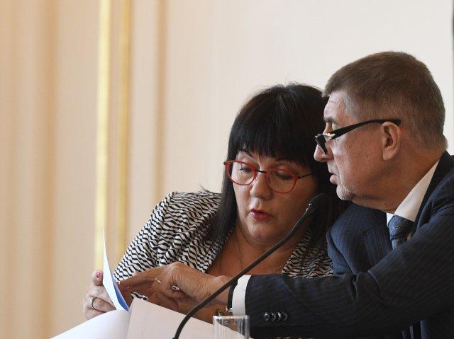 Návrh státního rozpočtu pro příští rok počítá s deficitem ve výši 40 miliard korun. Ilustrační foto: Michal Krumphanzl, ČTK