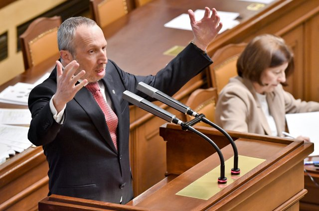 Poslanec Václav Klaus mladší. Foto: ČTK