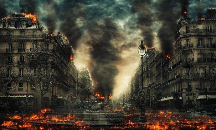 Od jisté doby vnímáme každou změnu jako předzvěst zániku západní civilizace. Anebo to tak bylo vždycky? Grafika: pixabay.com