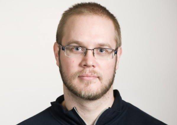 Filmový kritik Kamil Fila. Foto:archiv