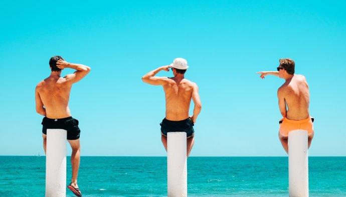 Prostředí toxické maskulinity zpravidla vytváří ti, kteří si sami svým mužským statusem nejsou příliš jistí. Foto: Joel Bengs, Unsplash