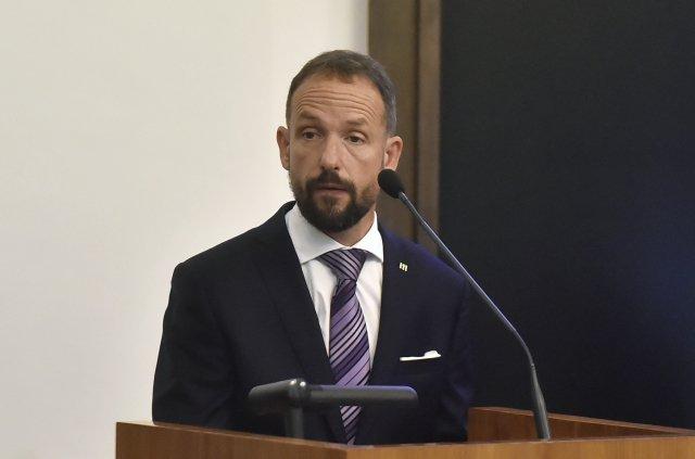 Ostravský primátor Tomáš Macura. Foto ČTK