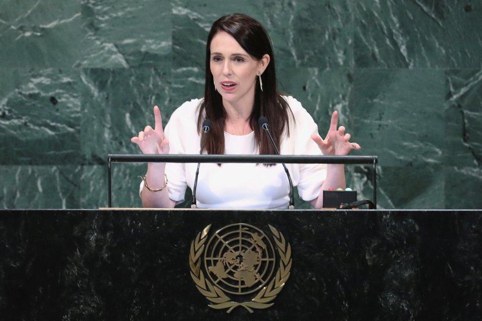 Předsedkyně novozélandské vlády Jacinda Ardernová odkládá kvůli koronaviru parlamentní volby. Foto:Carlo Allegri, Reuters