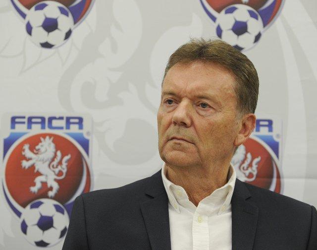 Místopředseda FAČR Roman Berbr. Foto:Ondřej Deml, ČTK