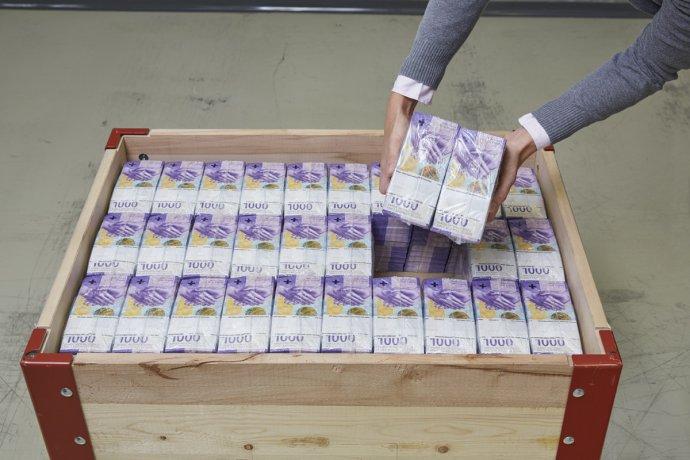 Foto: Švýcarská národní banka