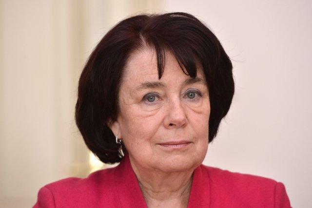 Bývalá senátorka Eva Syková. Foto: ČTK