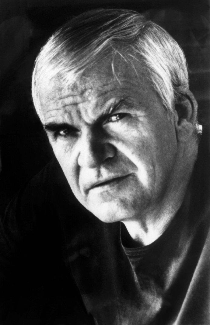 Milan Kundera. Foto: Gallimard, ČTK
