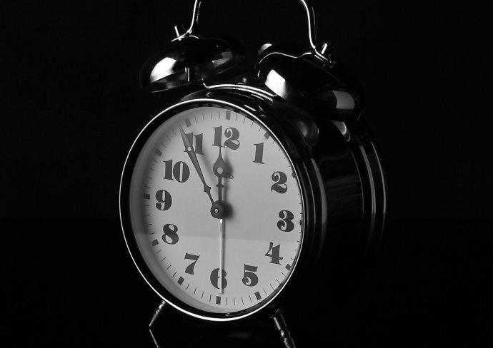 Za pět minut dvanáct. Brexit je dnes zatím stále ještě naplánovaný na tento pátek 23.00. Ilustrační foto:Pexels