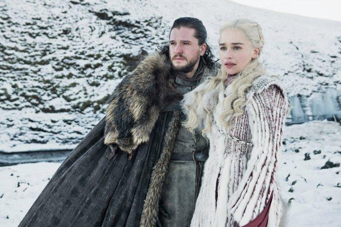Pohleďme zimě vstříc v osmé řadě seriálu. Foto: HBO Europe