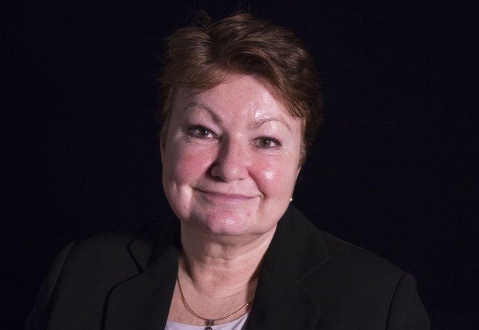 Zuzana Brejcha na snímku z roku 2018. Foto: Paměť národa