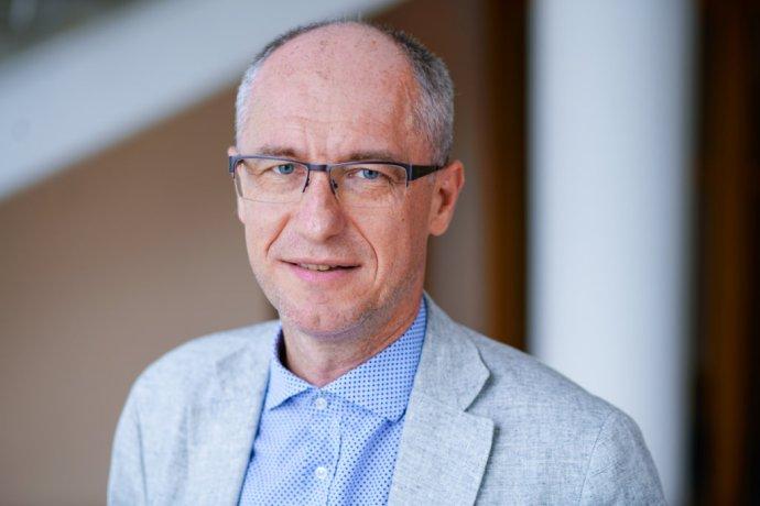 Slovenský energetický expert Karel Hirman je jedním zporadců ukrajinské vlády pro reformy. Těžbu ropy aplynu vystudoval vMoskvě. Foto:archiv K.Hirmana