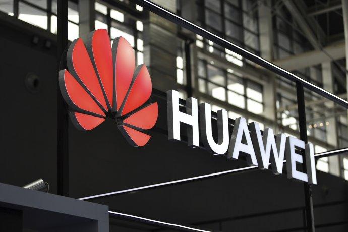 Logo společnosti Huawei. Foto:ČTK