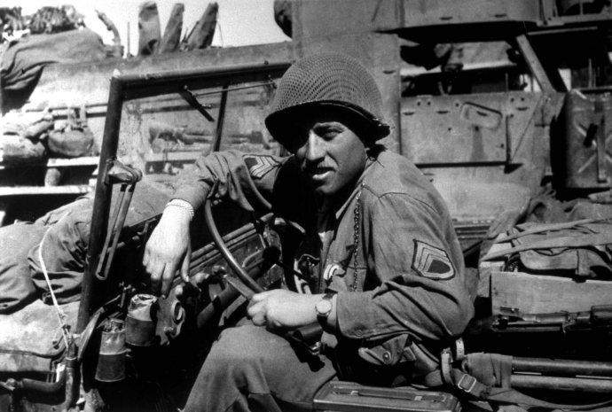 Ráno 6. května 1945 vstoupily do Plzně americké jednotky generála Pattona. Dál už je Sověti nepustili. Foto:ČTK
