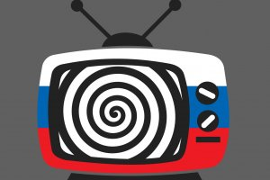 Koktejl dezinformací, manipulací alživých zpráv šířených některými ruskými, převážně státními médii působí na mnohé lidi podobně jako hypnotizér. Grafika:Fotolia