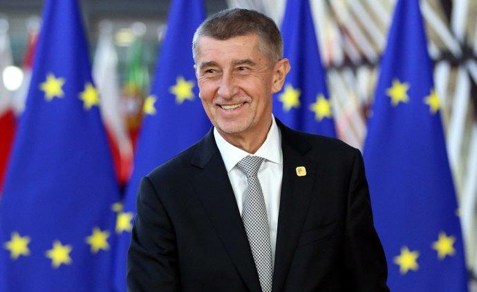 Premiér Andrej Babiš. Foto: Dursun Aydemir, Anadolu Agency / ČTK