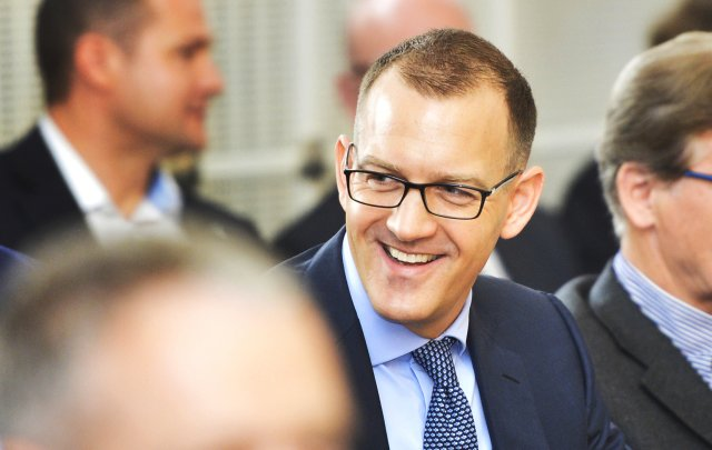 Pátý nejbohatší Čech Daniel Křetínský si umí podmanit okolí. Zdroj: ČTK