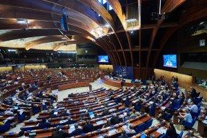 Zasedání Parlamentního shromáždění Rady Evropy ve Štrasburku 24. 6. 2019. Foto: llen Wuibauxová, Council of Europe