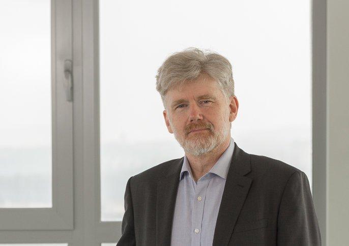Šéf České konference rektorů a rektor České zemědělské univerzity, profesor Petr Sklenička. Foto:ČZU