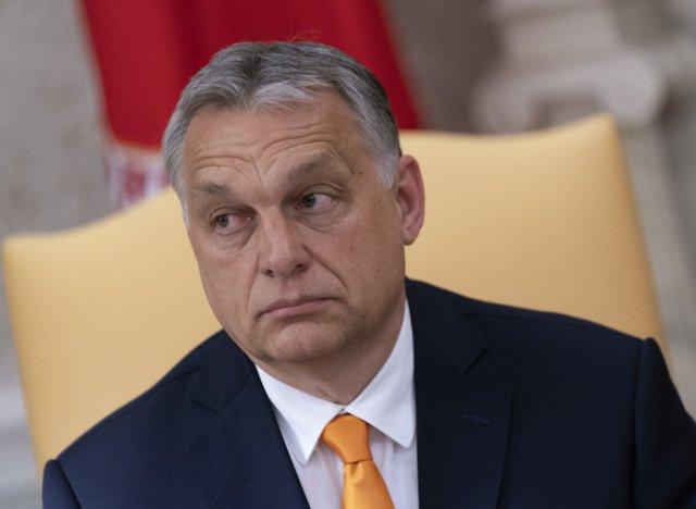 Maďarský premiér Viktor Orbán. Foto:ČTK