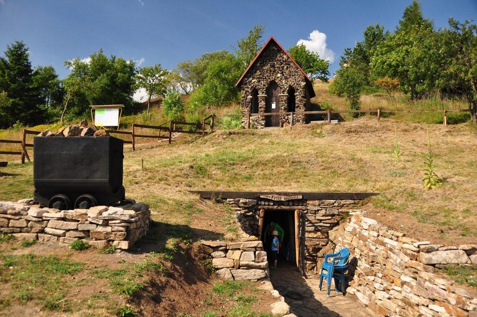 Štola Maria Pomocná na Mědníku je jednou z řady nově zapsaných památek na seznamu UNESCO. Foto: Montanregion Erzgebirge - Krušnohoří, o.p.s.