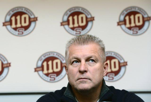 Bývalý hokejista Jiří Hrdina na snímku zprosince 2013. Foto:Kateřina Šulová, ČTK