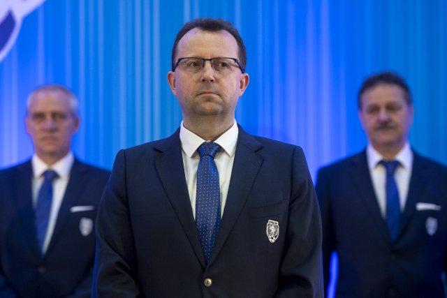Předseda fotbalové asociace Martin Malík. Foto:ČTK / David Taneček