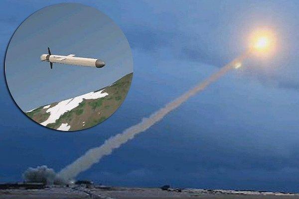 Ruská křídlatá raketa na jaderný pohon Burevestnik je schopna nacházet se ve vzduchu několik dní. Teoreticky. Prakticky při posledních testech explodovala, aniž by stačila vzlétnout. Zdroj: Ministerstvo obrany RF