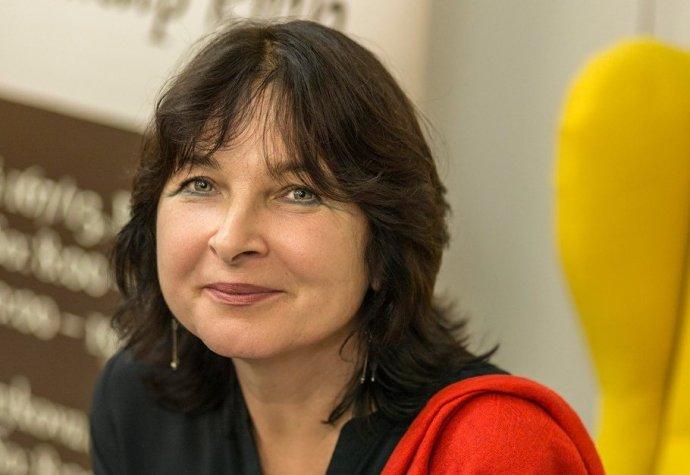 Spisovatelka a podnikatelka Kateřina Dubská. Foto: Nakladatelství Jota