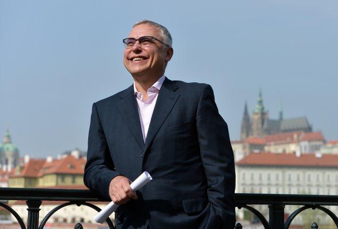 Miliardář Zdeněk Bakala v Česku své firmy už spíš dotuje. Foto: ČTK / Kateřina Šulová