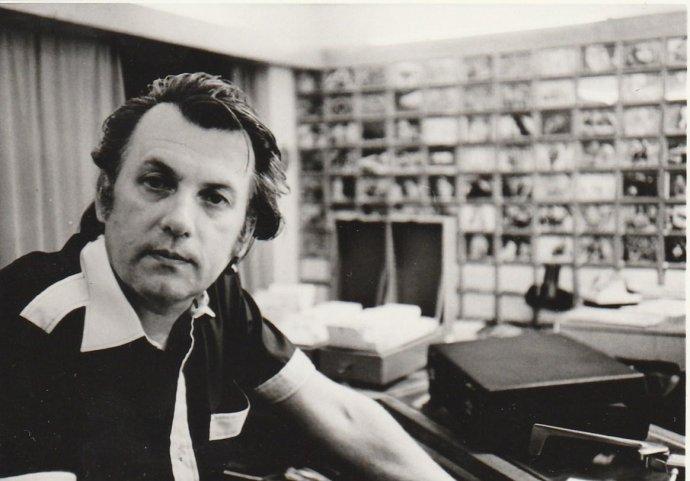 Výtvarník Zdeněk Princ. Foto: Archiv rodiny