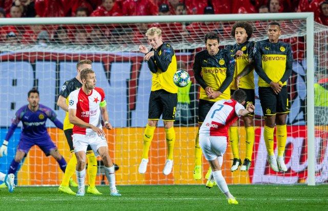 Slavia v posledních třech sezonách vydělala v evropských pohárech částku přesahující jednu miliardu korun. Foto: ČTK
