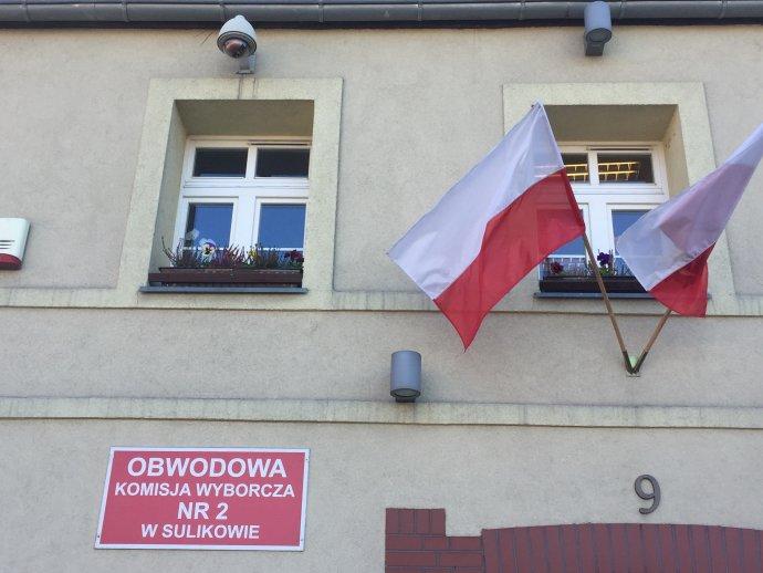 Volby potvrdily, že Polsko je hluboce rozděleno anic nenasvědčuje, že by bylo možné vbrzké době příkopy překonat Foto: Markéta Boubínová