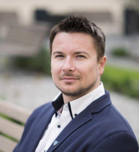 Jakub Lysek působí jako politolog na Univerzitě Palackého vOlomouci. Foto:Jakub Lysek