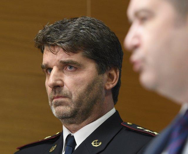 Policejní prezident Jan Švejdar. Foto: ČTK