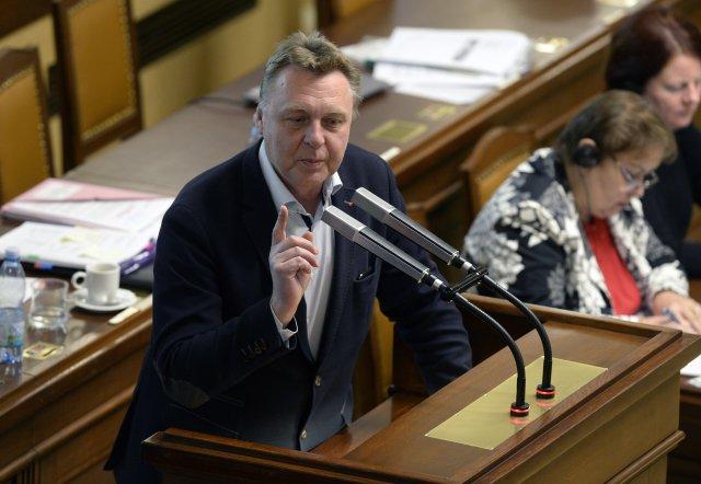 Poslanec Pavel Juříček z hnutí ANO. Foto: ČTK